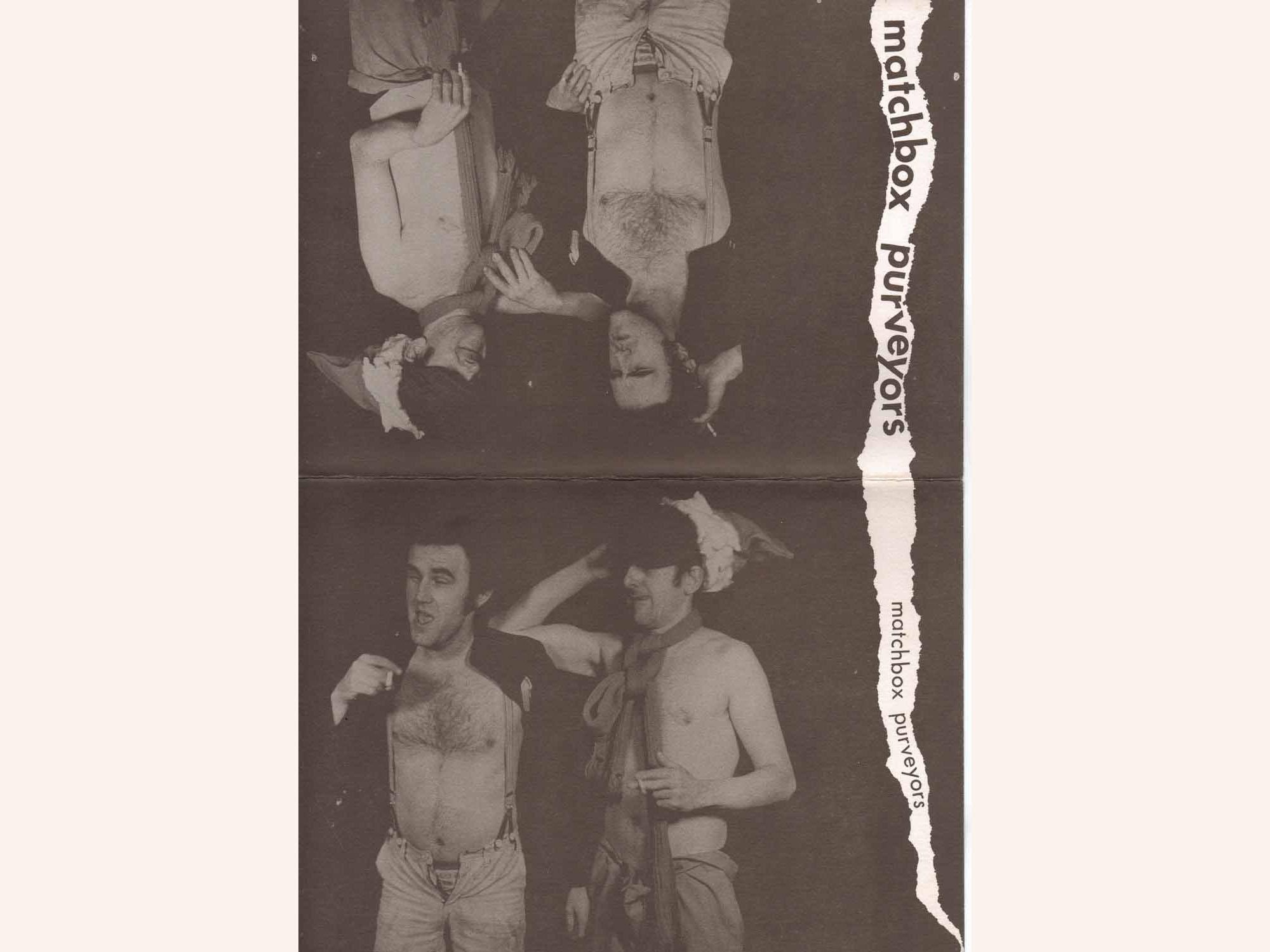 Ian Hinchliffe and Dave Stephens, (1970).