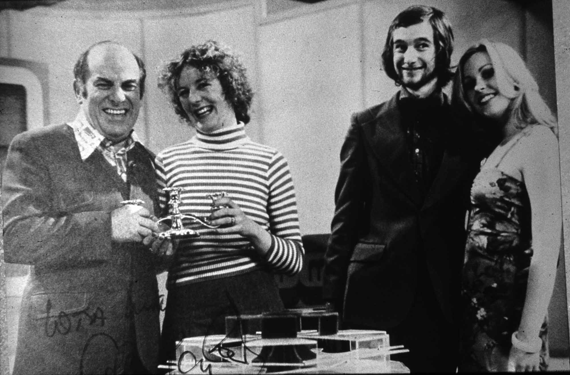 Marty St James, Mr and Mrs, (1976). Archived by the British Film Institute London UK (BFI).