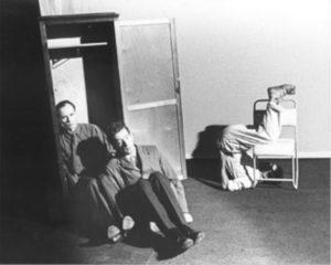 Anthony Howell, Homage to Morandi, 1979, London, Berlin, Amsterdam and Ferrara