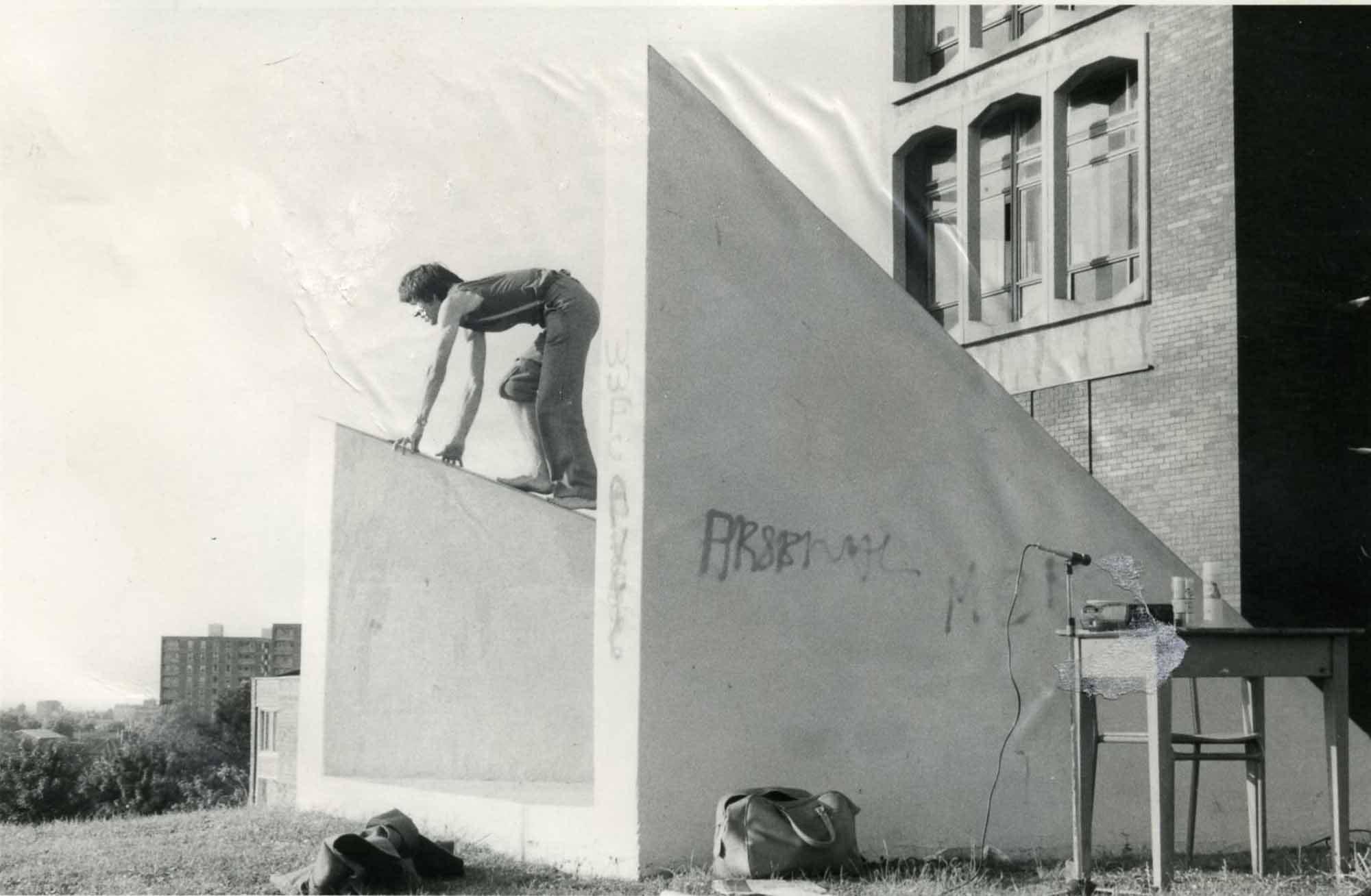 Richard Layzell, Normality, 1979